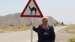 Erica Op Reis - Oman