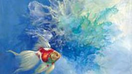 Schilderen Met Gary Jenkins - Goudvis Fantasie