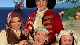 Piet Piraat 2013 Steven doet iedereen na
