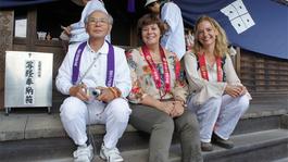 De Wandeling - Rita Verdonk Komt Tot Bezinning In Japan