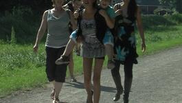 In De Familie - Marie-josé En Dominique / Sarah En Dolf