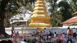 Als Rivieren Konden Vertellen - Laos, Bron Van Liefde