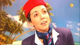 Het Klokhuis - Stewardess