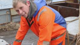 Hollandse Vissers - Vissenval En Bodemploeger