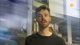 Het Klokhuis - Modeontwerper Bart Hess