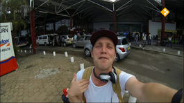 De Wereld In Vogelvlucht - Bart In Paramaribo