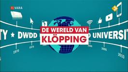 De Wereld Draait Door - Dwdd University Presenteert: De Wereld Van Klöpping 3.0
