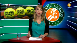 Nos Studio Sport - Nos Studio Sport: Tennis Roland Garros