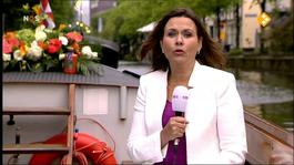 NOS Provinciebezoeken Koning Willem-Alexander en Koningin Máxima Zeeland en Zuid-Holland