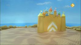 Het Zandkasteel - Verkeer Stoep Weg