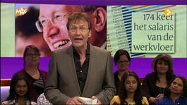 Hollandse Zaken - Opstand Tegen De Veelverdieners