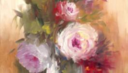 Schilderen Met Gary Jenkins - Impressionistische Rozen