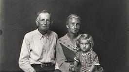 Close Up - Fotograaf Mike Disfarmer - Portret Van Amerika