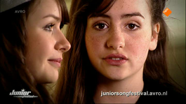 Junior Songfestival - Jsf Presents Sarah & Julia - Live Life