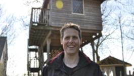 Droom In Uitvoering - Van Salesman Tot Boomhuizenbouwer