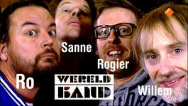 Het Klokhuis - Wereldband