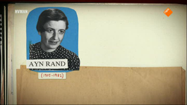 Durf Te Denken - Ayn Rand (1905-1982)