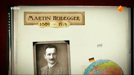 Durf Te Denken - Heidegger (1889-1976)