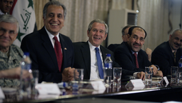 Vpro's Import - Vpro Import: The Iraq War, 3. It's Hell, Mr. President