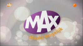 Max Maakt Mogelijk - Albanië & Rotterdam