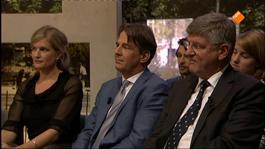 Buitenhof - Diederik Samsom, Marike De Meij, Niek De Wit, Herre Kingma