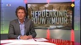Nos Herdenking Bouw Van De Muur - Nos Herdenking Bouw Van De Muur