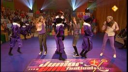 Junior Songfestival - Junior Sintfestival - Clip De Zak Van Sinterklaas
