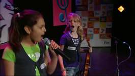 Junior Songfestival - Back In Time: Anna En Senna