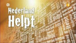 Nederland Helpt - Helpende Hollander - Feikje Van Der Zwaag