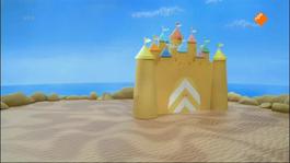 Het Zandkasteel - Ziekenwagen