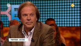 Knevel & Van Den Brink - Ronald Plasterk, Ivo Niehe, Natalie Righton, Peter Prinsen