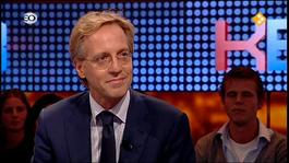 Knevel & Van Den Brink - Govert Schilling, Fleur Agema, Paul Groot, Owen Schumacher, Robbert Dijkgraaf, Free Bronkhorst