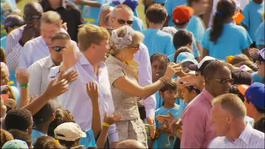 Nos Koningspaar In... - Nos Koningspaar In Nederlandse Cariben