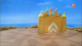 Het Zandkasteel - Tafel Dekken