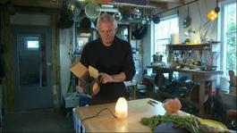 De Wilde Keuken - Zoutlamp