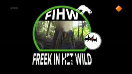 Freek In Het Wild - Lopende Tank En Kelphaai