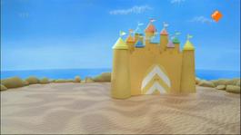 Het Zandkasteel - Met Handen En Voeten
