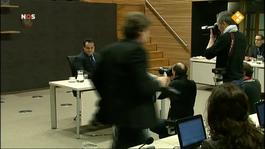 Nos Journaal 2000 - Nos Journaal I.v.m. Commissie De Wit