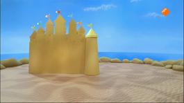 Het Zandkasteel - Sinterklaas