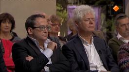 Buitenhof - Ireny Comaroschi, Tom Lanoye, Hans Wijers