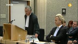 Het Proces Wilders - Diner Met Nasmaak