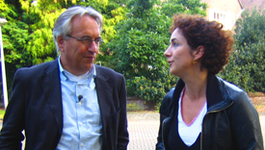 Andries - Groenlinks-lijsttrekker Femke Halsema - Andries