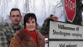 Geen Weg Terug - Zweden (camping)