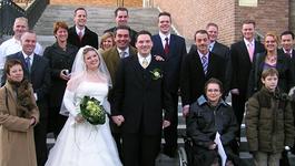 De Weddingplanner - Marije En Patrick