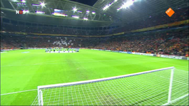 NOS UEFA Champions League Live, 1ste helft Galatasaray - Juventus
