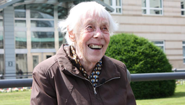 `t Zal Je Maar Gebeuren - De Keuze Van Hebe Kohlbrugge (95 Jaar)