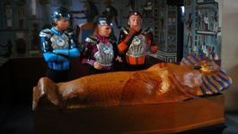 Xmix - De Museum Mummie