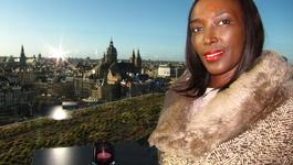 Door De Wereld - Een Rwandese Prinses In Nederland