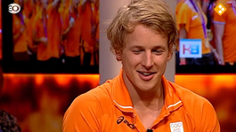 Knevel & Van Den Brink - Epke Zonderland, Marianne Vos, Dorian Van Rijsselberghe, Maurits Hendriks