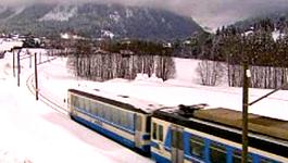 Rail Away - Zwitserland Tpc 1 Aigle-les Diablerets